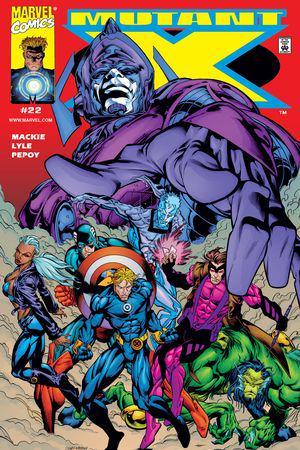 Mutant X (1998) #22