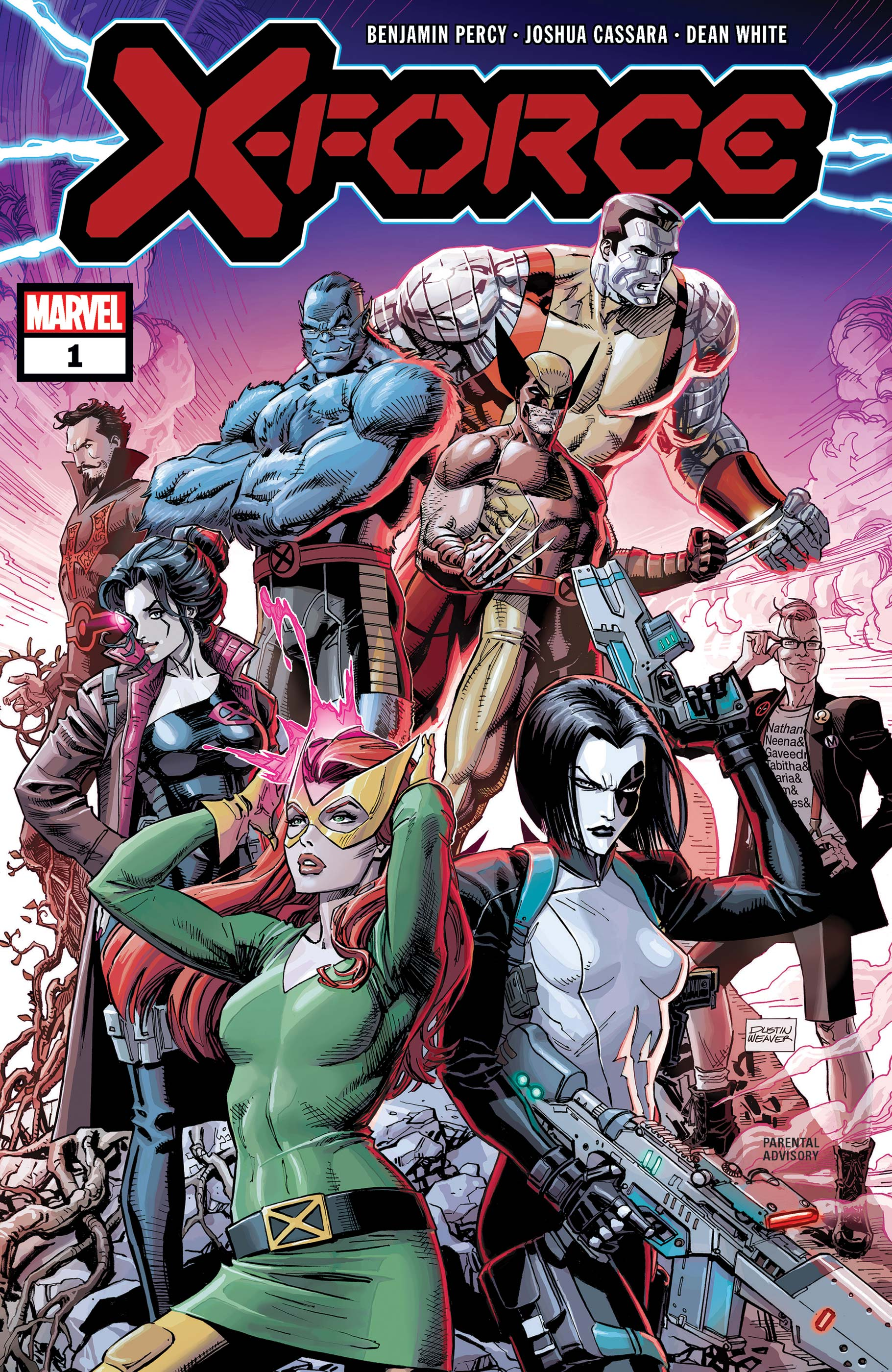 X-Force (2019) #1