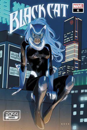 Black Cat (2019) #6 (Variant)