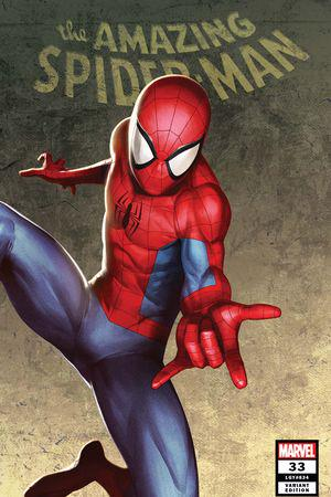 The Amazing Spider-Man #33  (Variant)