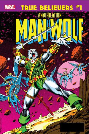 True Believers: Annihilation - Man-Wolf In Space #1