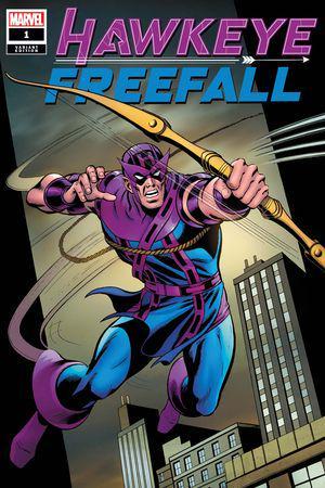 Hawkeye: Freefall (2020) #1 (Variant)