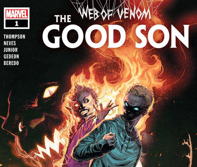 WEB OF VENOM: THE GOOD SON 1 #1