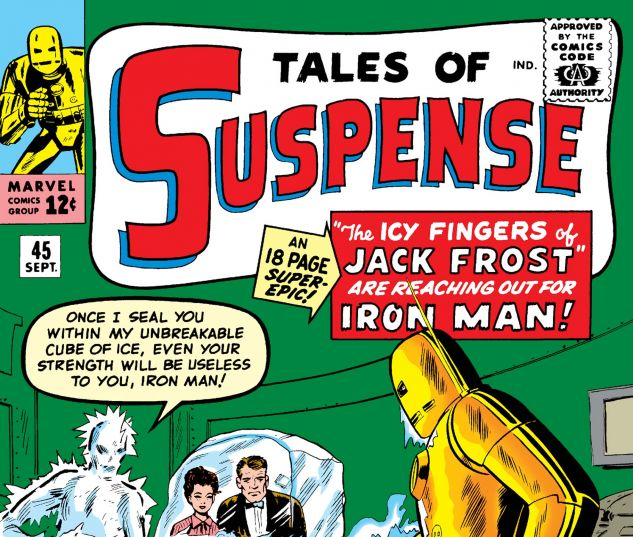 TALES OF SUSPENSE (1959) #44
