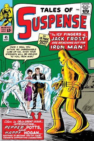 Tales of Suspense #45