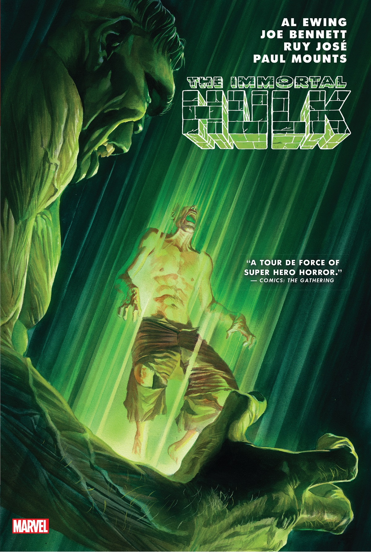 Immortal Hulk Vol. 2 (Hardcover)