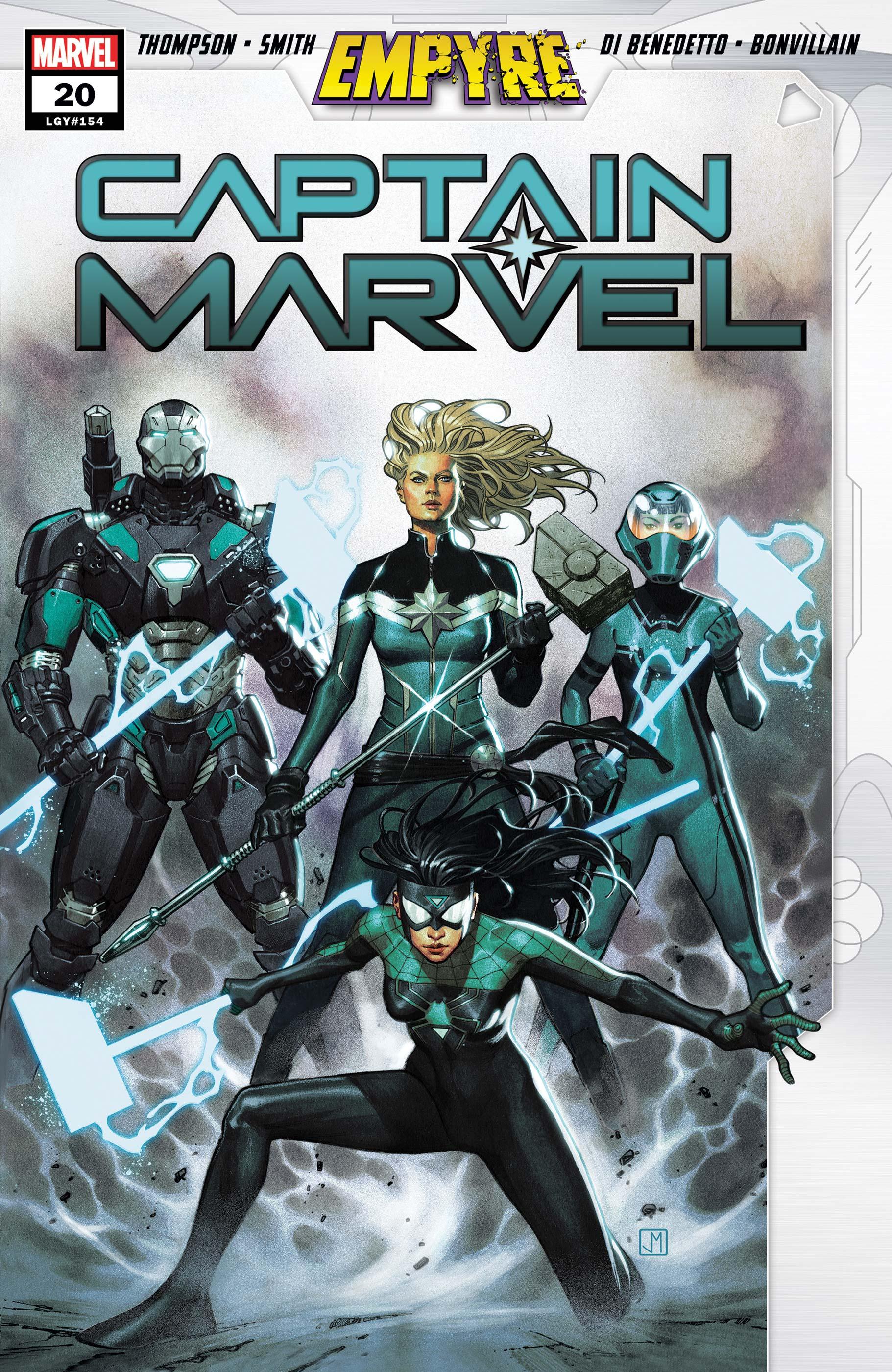 Captain Marvel (2019) #20