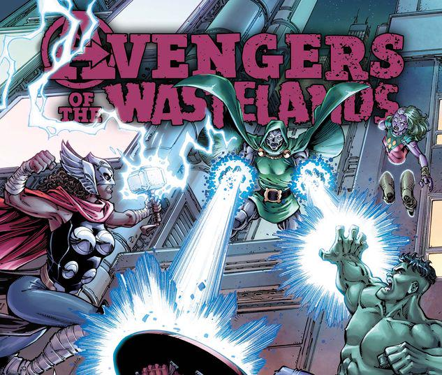 Avengers of the Wastelands #5