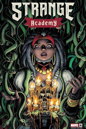 Strange Academy (2020) #4 (Variant)