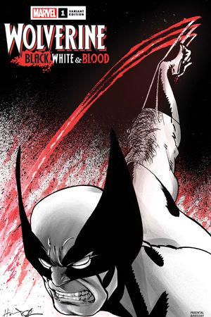 Wolverine: Black, White & Blood (2020) #1 (Variant)
