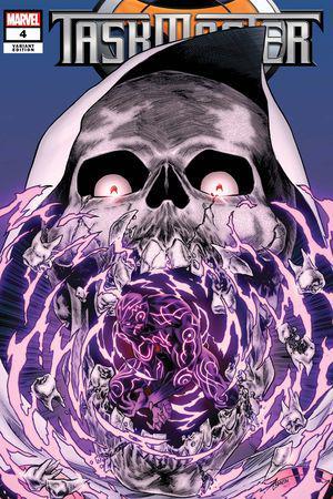 Taskmaster (2020) #4 (Variant)