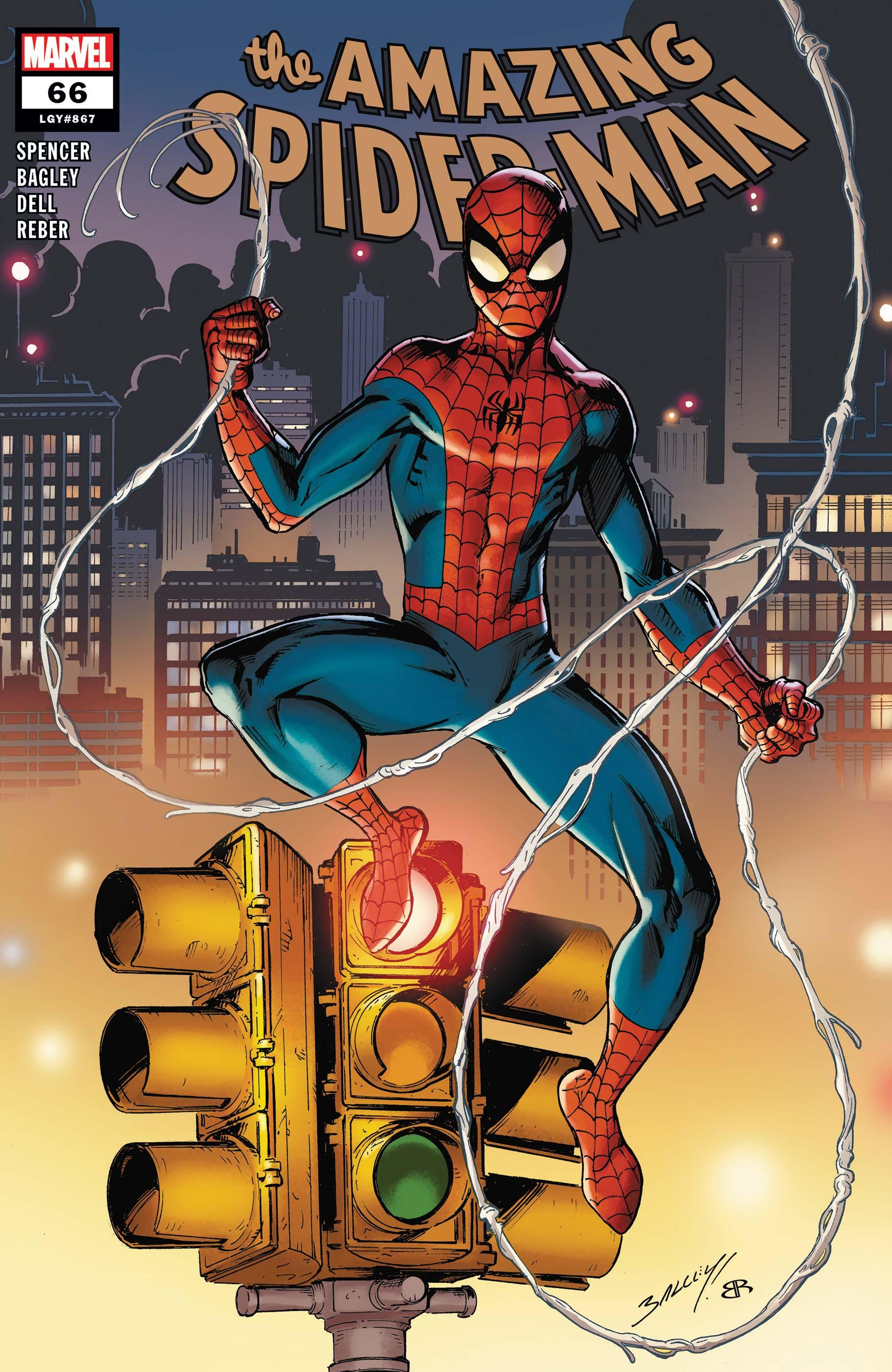 The Amazing Spider-Man (2018) #66