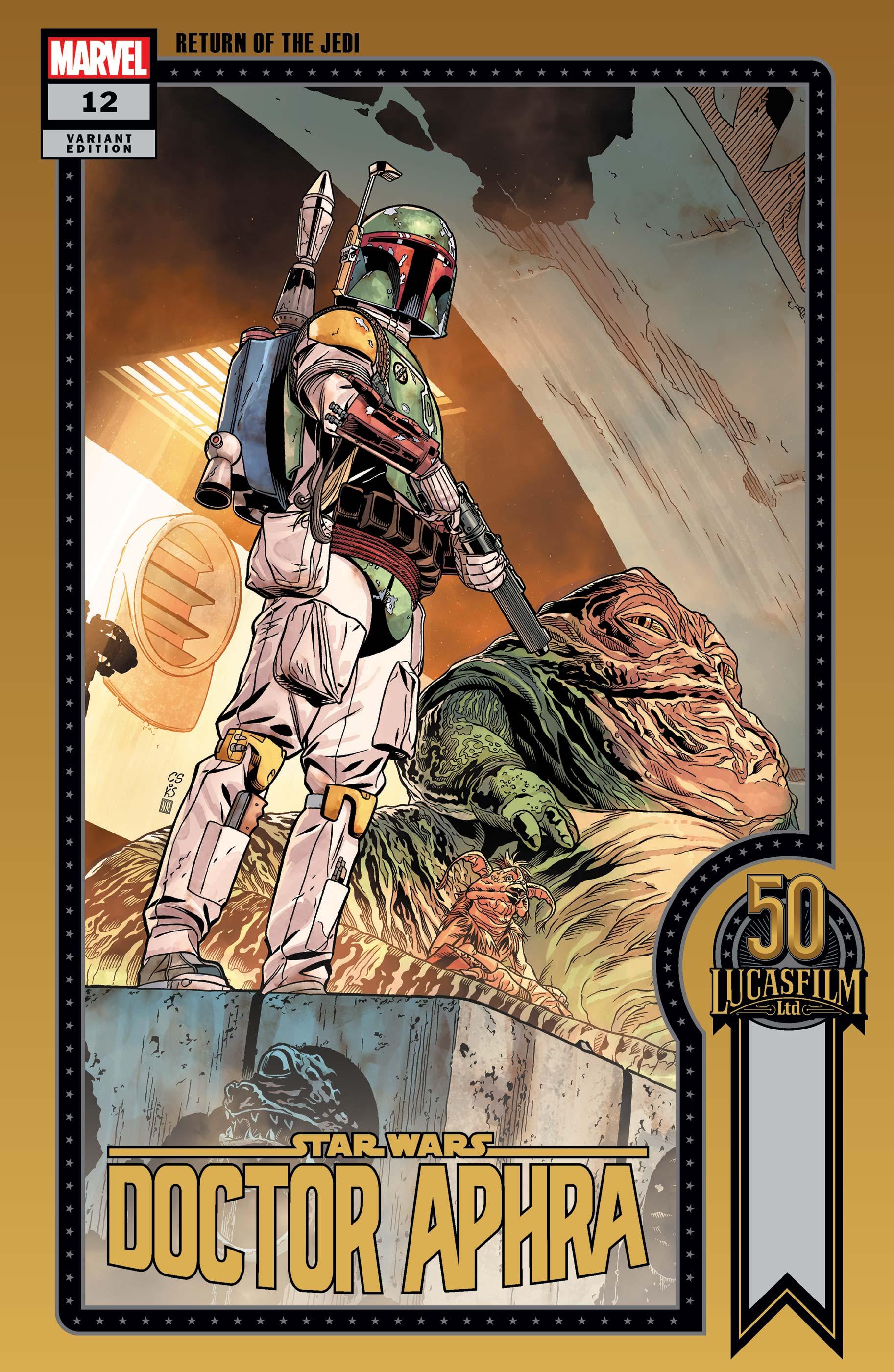 Star Wars: Doctor Aphra (2020) #12 (Variant)