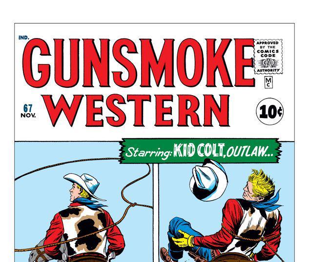 Gunsmoke Western #67
