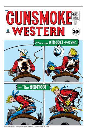Gunsmoke Western (1955) #67