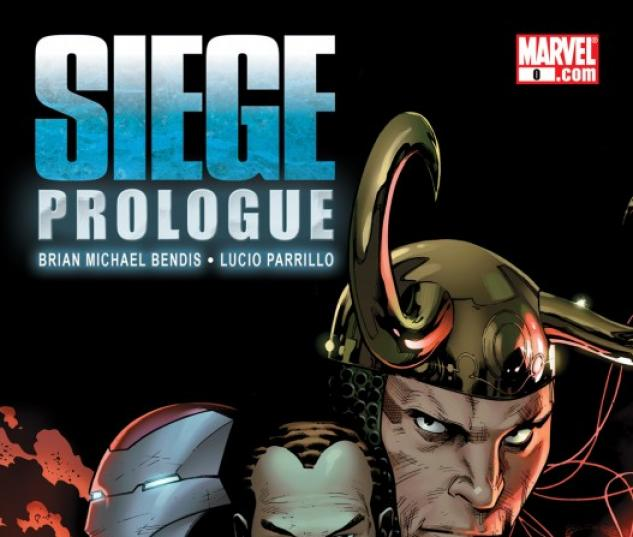 Siege Prologue (2009) #1