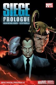 Siege Digital Prologue (2009) #1