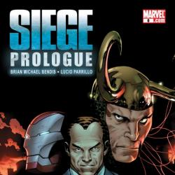 SIEGE DIGITAL PROLOGUE (2009) #1