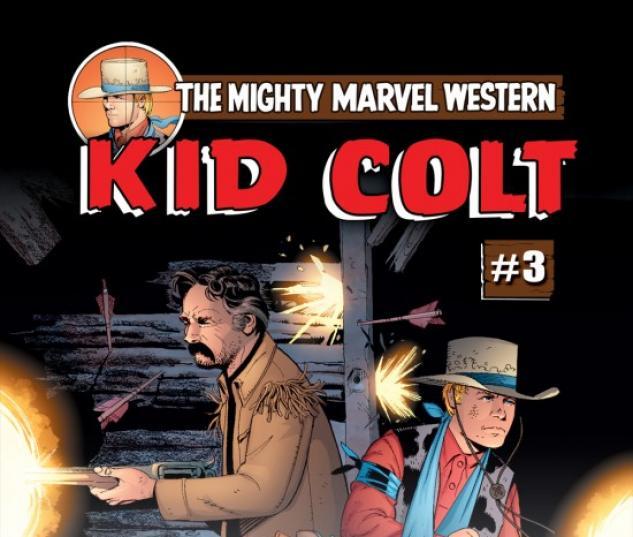 KID COLT #3