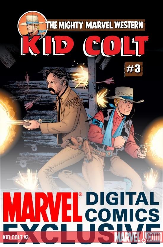 Kid Colt (2009) #3