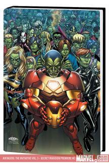 Avengers: The Initiative Vol. 3 - Secret Invasion Premiere (Hardcover)