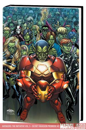 Avengers: The Initiative Vol. 3 - Secret Invasion Premiere (Hardcover)