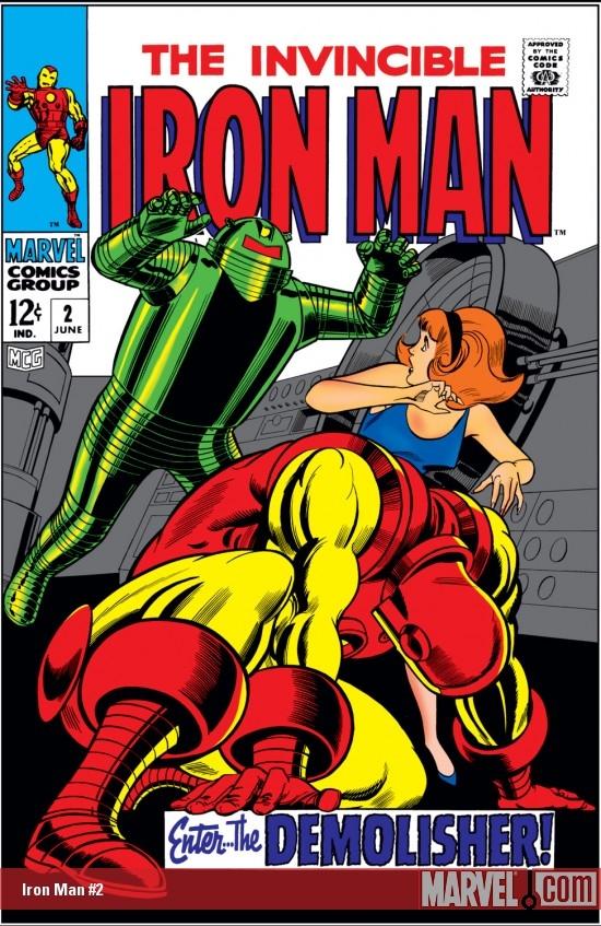 Iron Man (1968) #2