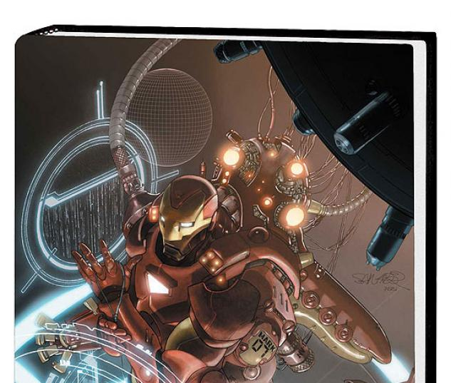 INVINCIBLE IRON MAN VOL. 1: THE FIVE NIGHTMARES PREMIERE HC #0