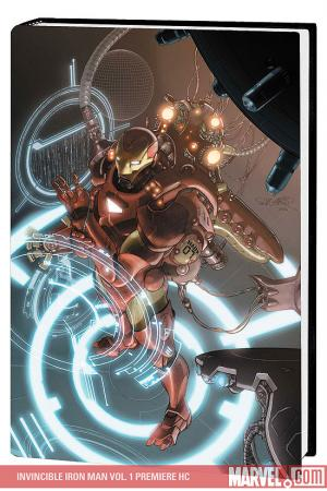 Invincible Iron Man Vol. 1: The Five Nightmares (Hardcover)