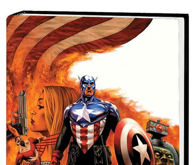 CAPTAIN AMERICA: THE DEATH OF CAPTAIN AMERICA VOL. 3 - THE MAN WHO BOUGHT AMERICA PREMIERE #1