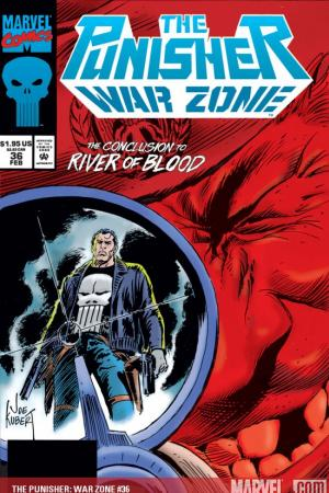 The Punisher War Zone #36
