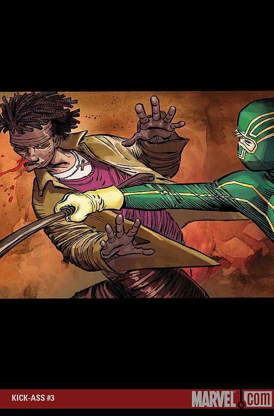 Kick-Ass (2008) #3