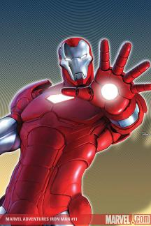 Marvel Adventures Iron Man #11
