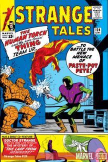 Strange Tales (1951) #124