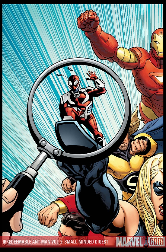 Irredeemable Ant-Man Vol. 2: Small-Minded (2007)