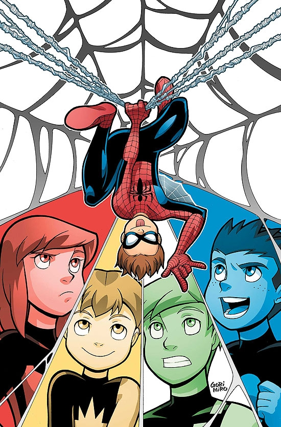 Spider-Man and Power Pack (2007) #2