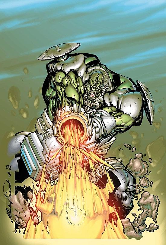 Nick Fury's Howling Commandos (2005) #2