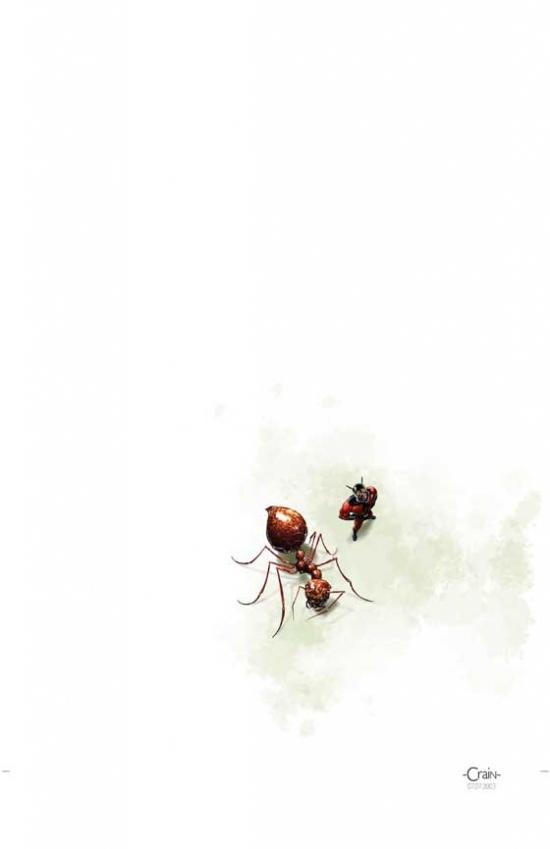 Ant-Man (2003) #1