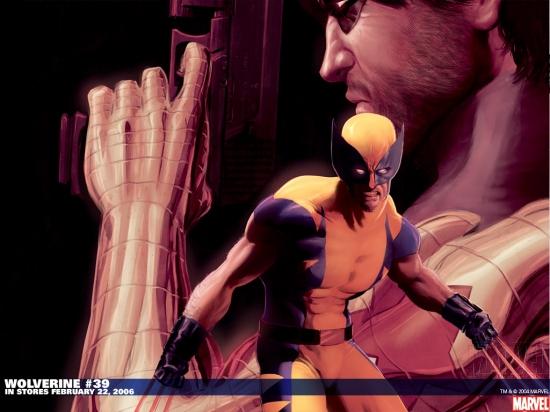 Wolverine (1988) #39 Wallpaper