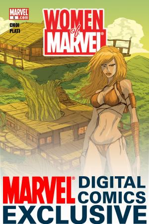 WOMEN OF MARVEL: MEDUSA DIGITAL COMIC #5
