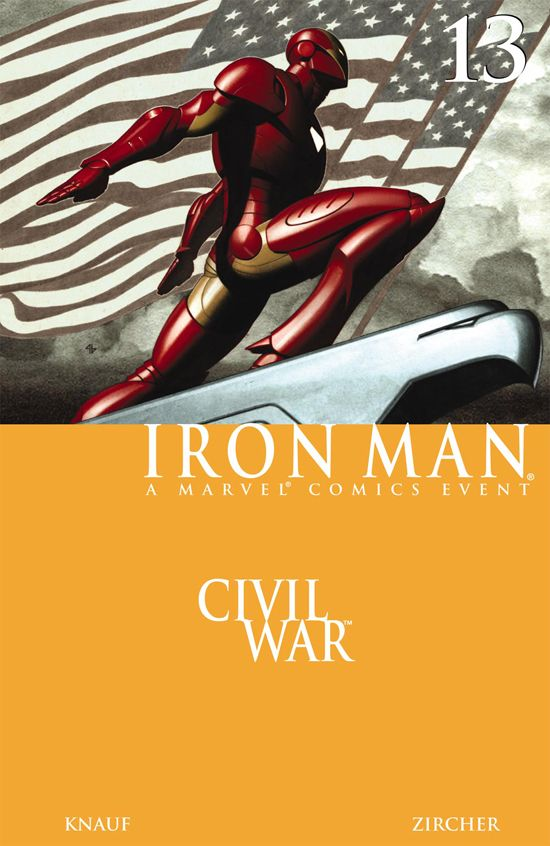 The Invincible Iron Man (2004) #13