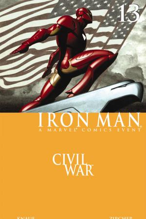 The Invincible Iron Man #13