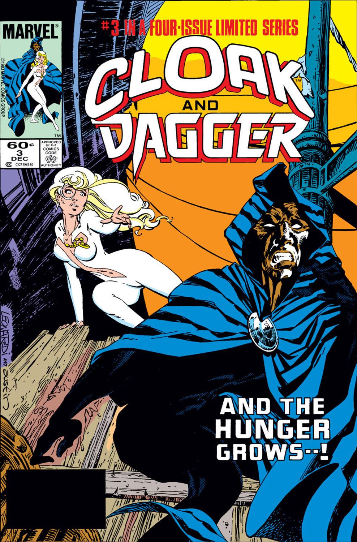 Cloak and Dagger (1983) #3