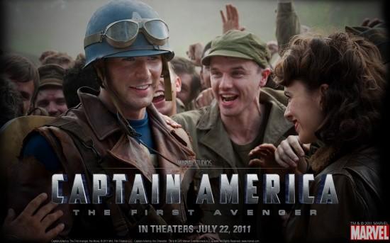 Captain America: The First Avenger Wallpaper #1