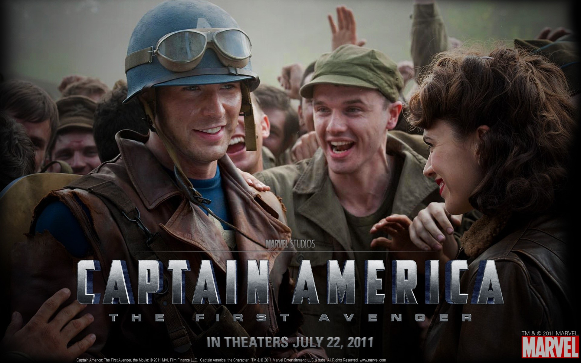 Captain America The First Avenger Movie Wallpapers