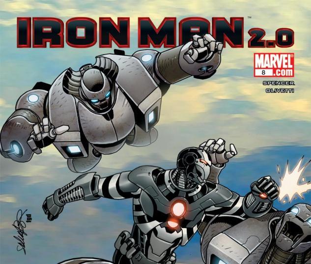 Iron Man 2.0 (2011) #8