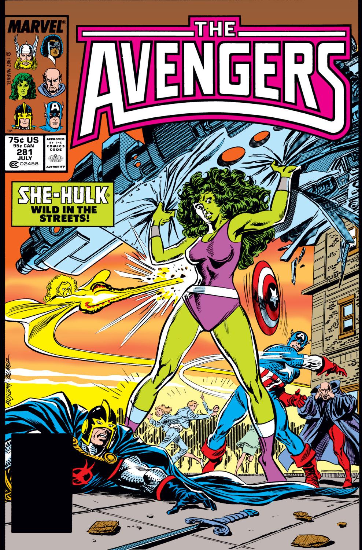 Avengers (1963) #281