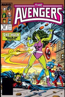Avengers #281