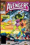 Avengers (1963) #281 Cover