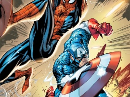 Avenging Spider-Man (2011) #1, J. Scott Campbell Variant